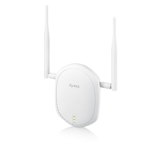 ZyXEL NWA1100-NH 802.11n Long Range PoE Access Point for Businesses 2T2R 2.4 GHz