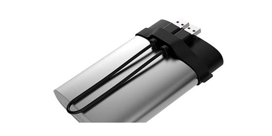 Внешний HDD Silicon Power Armor 2TB