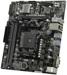 Материнская плата ASUS AMD A320 PRIME A320M-R-SI
