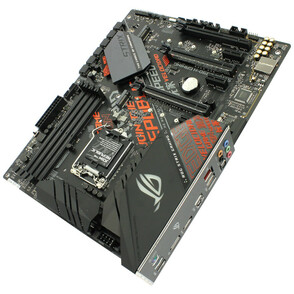 Материнская плата ASUS Intel Z390 ROG STRIX Z390-H GAMING
