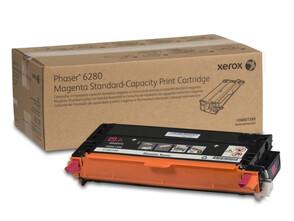 Phaser 6280, принт-картридж пурпурный Phaser h6280