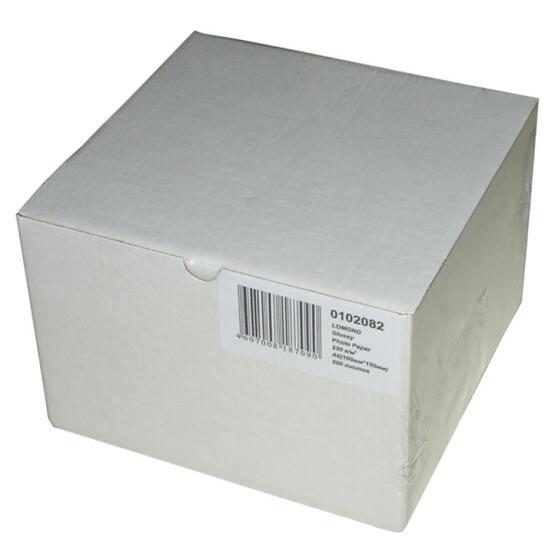 Бумага белый Lomond 10x15/260г/м2/500л./ярко-белый высокоглянцевое, 1103105