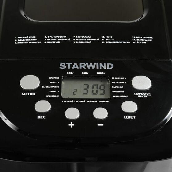 Хлебопечи STARWIND SBR6155