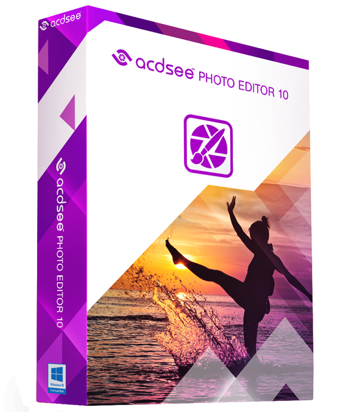 ACD Systems International ACDSee Photo Editor 10 (подписка Corporate Software Assurance на 1 год), Количество устройств, ACDPED10WACEXEEN