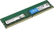 Оперативная память Crucial Desktop DDR4 2666МГц 8GB, CT8G4DFS8266, RTL