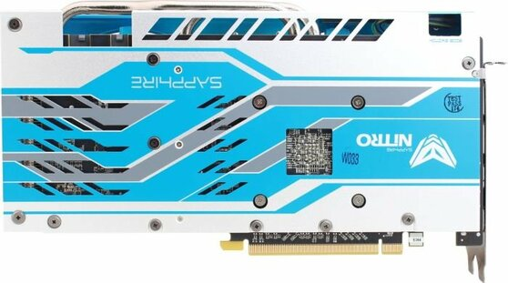 Видеокарта Sapphire Radeon RX 590 8 ΓБ Retail
