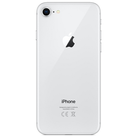 Смартфон APPLE iPhone 8  128GB Silver
