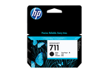 Картридж черный HP Inc. 711 с CZ129A.