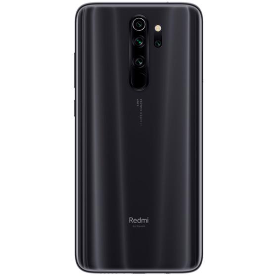 Смартфон Xiaomi Redmi Note 8 Pro 128 ГБ темно-серый