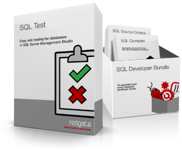 Red Gate Software Red Gate SQL Test (лицензия с техподдержкой на 3 года), 1 пользователь, SKU-113