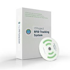 АйТиПроект ITProject RFID Tracking System (лицензия на 1 рабочее место)