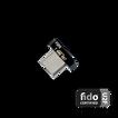 Ключ безопасности YubiKey C Nano FIPS.