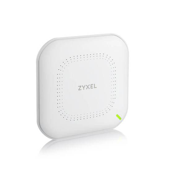 Гибридная точка доступа Zyxel NebulaFlex NWA1123ACv3, Wave 2, 802.11a/b/g/n/ac (2,4 и 5 ГГц), MU-MIMO, антенны 2x2, до 300+866 Мбит/с, 1xLAN GE, защит