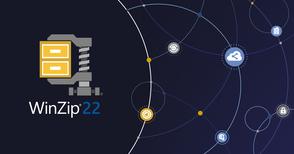 Corel Corporation Corel WinZip Professional (коробочная версия 22), цена за 1 лицензию, WZ22PROMLDVDEU