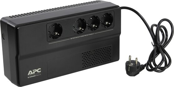 ИБП APC Easy UPS  650VA (BV500I-GR)