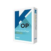 KOFAX/INDY Kofax OmniPage Ultimate (Academic License),  English