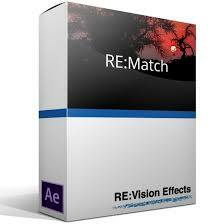 RE:Vision Effects, Inc. RE:Match v2 (обновление лицензии Render), с версии Pro pre-v2 до версии v2, render-only, RMCHP2UR