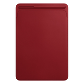Apple Leather Sleeve for 10.5-inch iPad Pro (PRODUCT)RED, MR5L2ZM/A