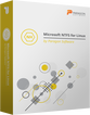Microsoft NTFS for Linux by Paragon Software.