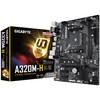 Материнская плата Gigabyte AM4 AMD A320 GA-A320M-H