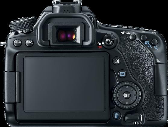 Фотоаппарат Canon EOS 80D