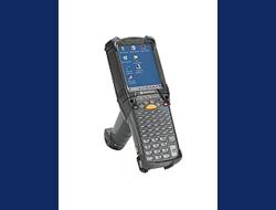 Терминал сбора данных Zebra MC92N0-GA0SXEYA5WR Gun, 802.11a<wbr/>/b<wbr/>/g<wbr/>/n, 1D Standard Laser (SE965), VGA Color, 512MB RAM<wbr/>/2GB Flash, 53 Key, CE 7.0, BT