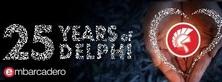 Скидка в честь 25-летия выхода первой версии Delphi