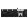 Клавиатура SVEN KB-S300 SV-016661, цвет серебристый