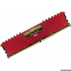 Оперативная память Corsair Venegance LPX DDR4 2400МГц 4GB, CMK4GX4M1A2400C16R