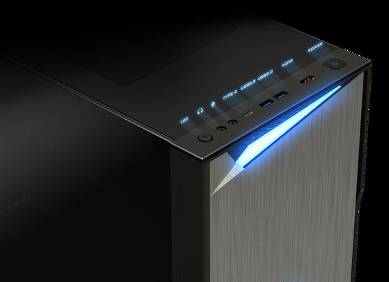 ПК AORUS i7 9700K / 32Gb DDR4 / 512Gb SSD / RTX 2080Ti /WIN 10 PRO + Подарок Клавиатура USB RUS AORUS K9 BLACK RU-RED GIGABYTE
