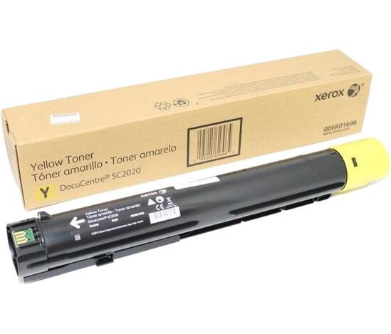 DocuCentre SC2020, желтый тонер-картридж