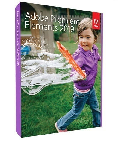 Adobe Systems Adobe Premiere Elements (лицензии Government Licenses для государственных организаций), версия 2019 Multiple Platforms International English AOO License 1 User  TLP Level