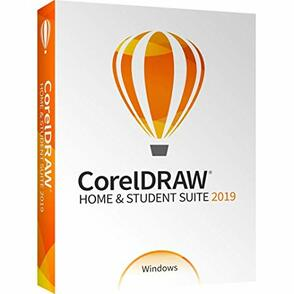Corel Corporation CorelDRAW Home & Student Suite 2019 (лицензия ESD), цена за 1 лицензию, ESDCDHS2019ROEU