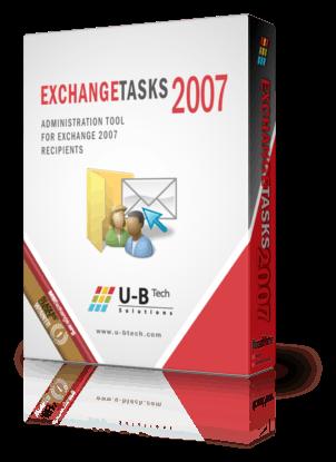 U-BTech Exchange Tasks 2007