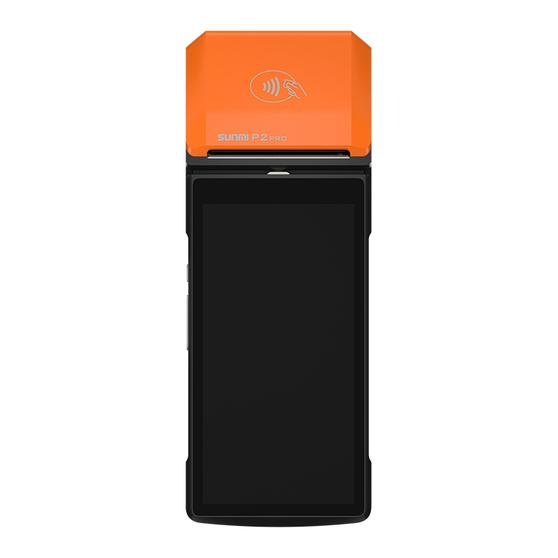 Мобильный POS-терминал MSPOS-D-Ф (SUNMI P2PRO)