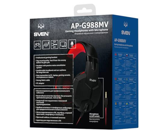 Гарнитура SVEN AP G988MV