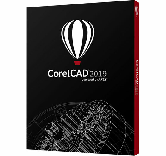 Corel Corporation CorelCAD 2019 (лицензия Classroom License 15+1), цена за 1 лицензию, LCCCAD2019MLCRA