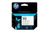 Картридж желтый HP Inc. 711 с CZ136A.