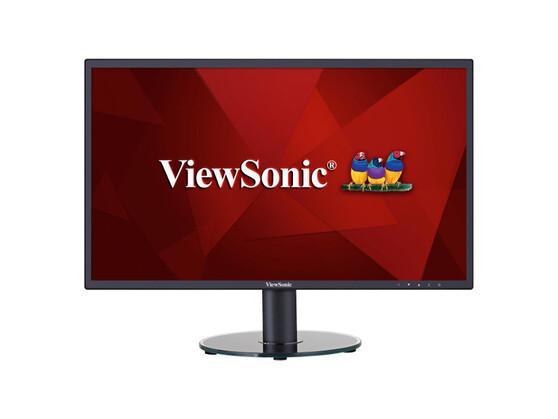 Монитор ViewSonic VA2719 27.0-inch черный