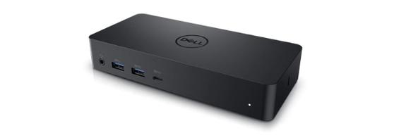 Док-станция Dell Technologies Ultra HD Triple Video Docking Station D6000