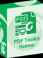 Foxit PDF Toolkit