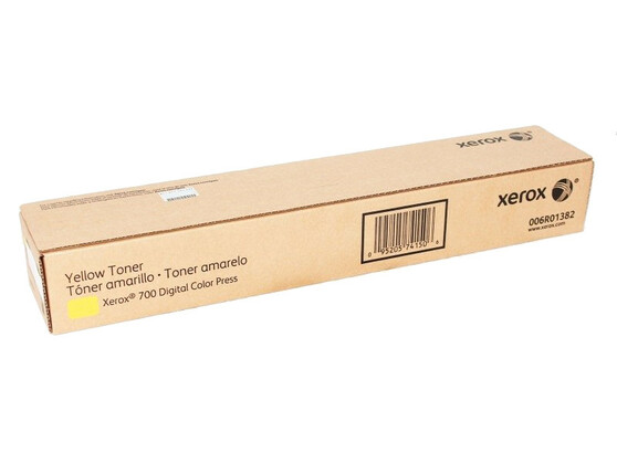 Xerox 700, тонер-картридж желтый