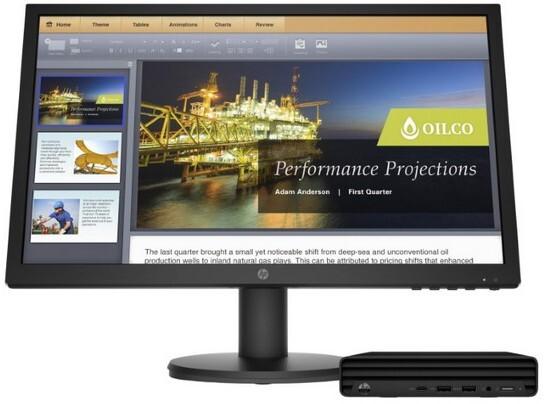 МиниПК HP Inc. Bundle 260 G4 Mini