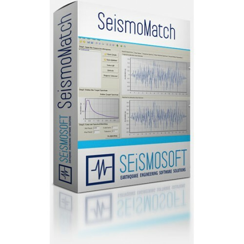 Seismosoft SeismoMatch 2018 (академическая лицензия)