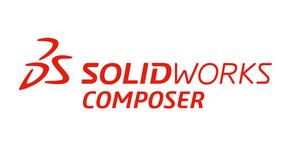 Dassault Systèmes SOLIDWORKS Corp. SOLIDWORKS Composer Enterprise Sync Network Service Initial (подписка для сетевой лицензии), на 3 года, TRS0032