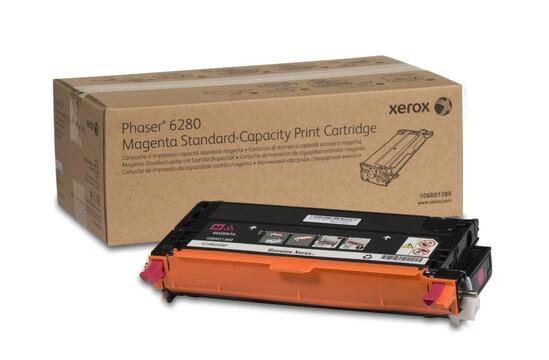 Фото товара Phaser 6280, принт-картридж пурпурный Phaser h6280