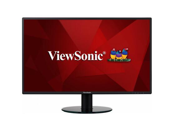 Монитор ViewSonic VA2719 27.0'' черный