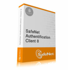 Gemalto SafeNet Authentication Manager