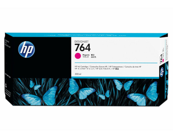 Картридж пурпурный HP Inc. 764, C1Q14A