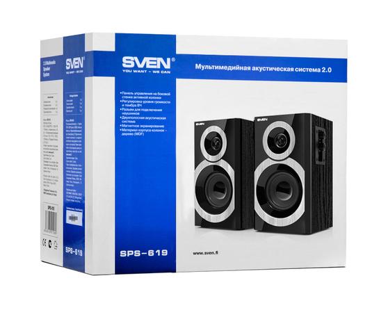 Колонки SVEN SPS-619